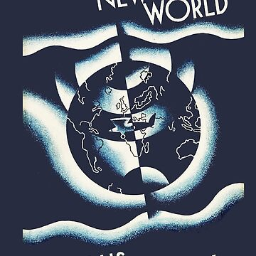 Brave New World First Edition Book Cover by buythebook86