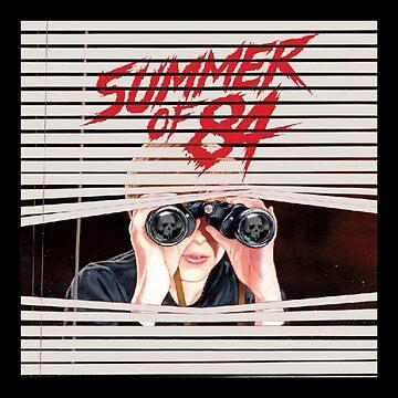 Summer 84 by Italianricanart