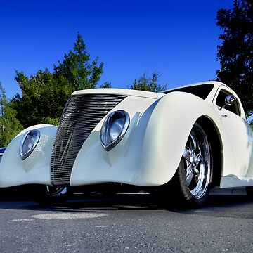 1937 Ford by mal-photography