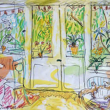 Alex's Wohnzimmer by JohnDouglas