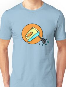 ELECTRIC MIXER machine Unisex T-Shirt