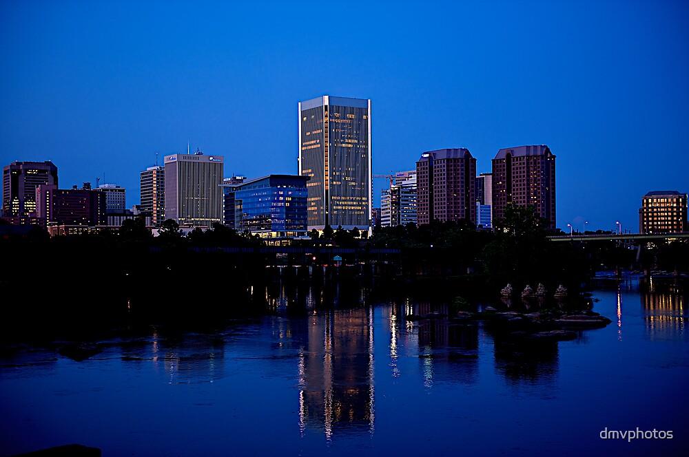Richmond City Skyline by dmvphotos