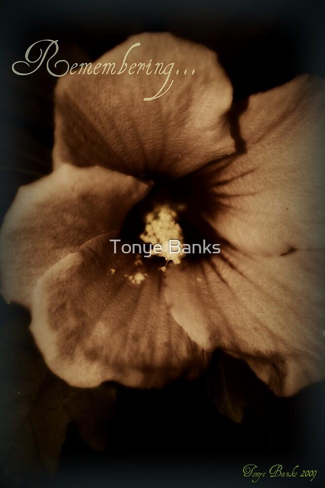 Remembering by Tonye Banks