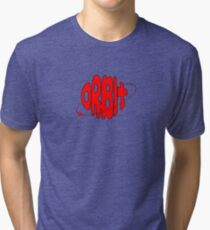 The Red Planet Tri-blend T-Shirt