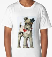 dog 5 Long T-Shirt