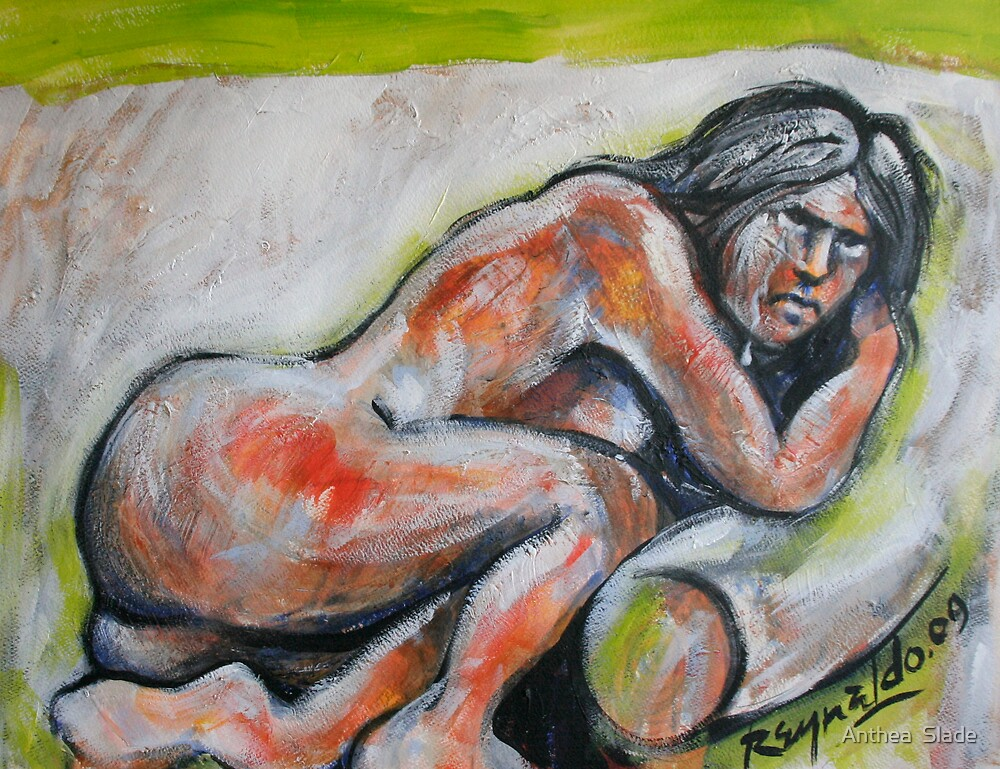Depression  by Anthea  Slade
