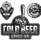 «Cold beer» de Org Bluewater