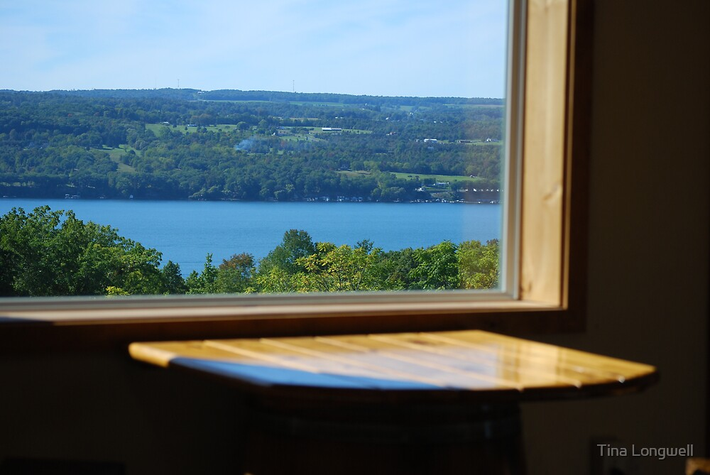 Window Seat by Tina Longwell
