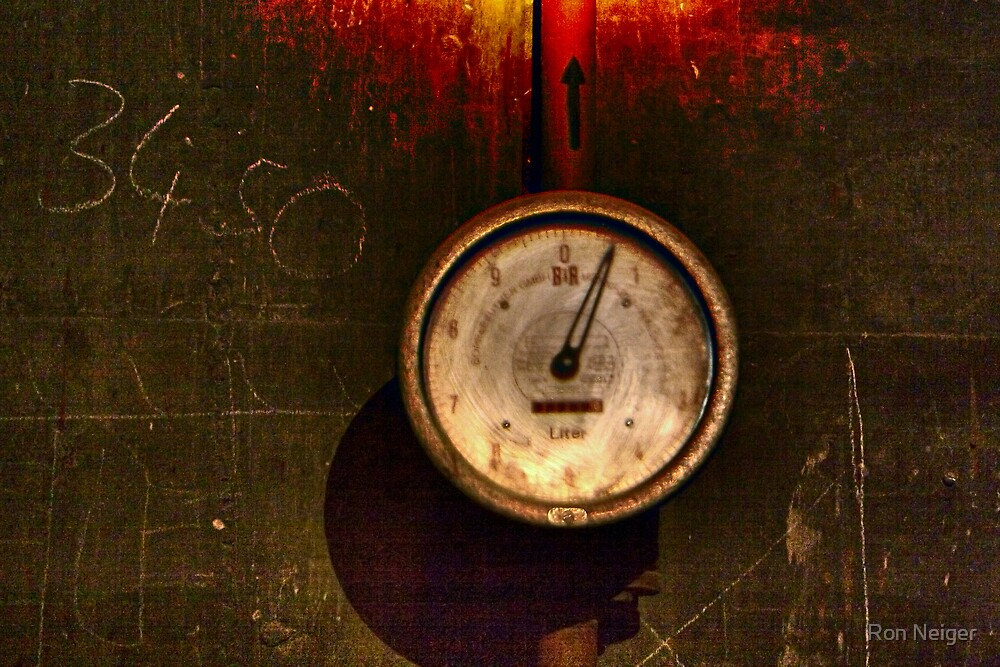 Under Pressure by Ron Neiger