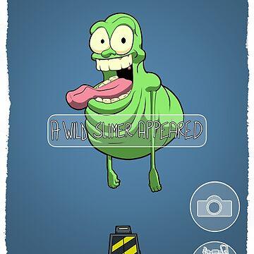 Slimer by ProfBio