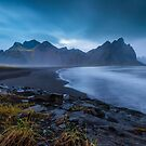 Vestrahorn Mountain Iceland by Adrian Alford Photography