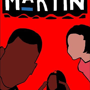 Martin (Red) by FHoliday
