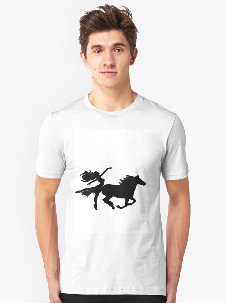 wind shadow Unisex T-Shirt Front