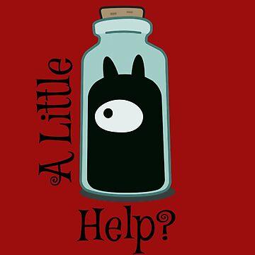 """Luci """"a little help?"""" by misterpillows"""