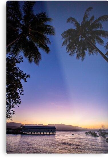 Port Douglas sunset by David Wachenfeld