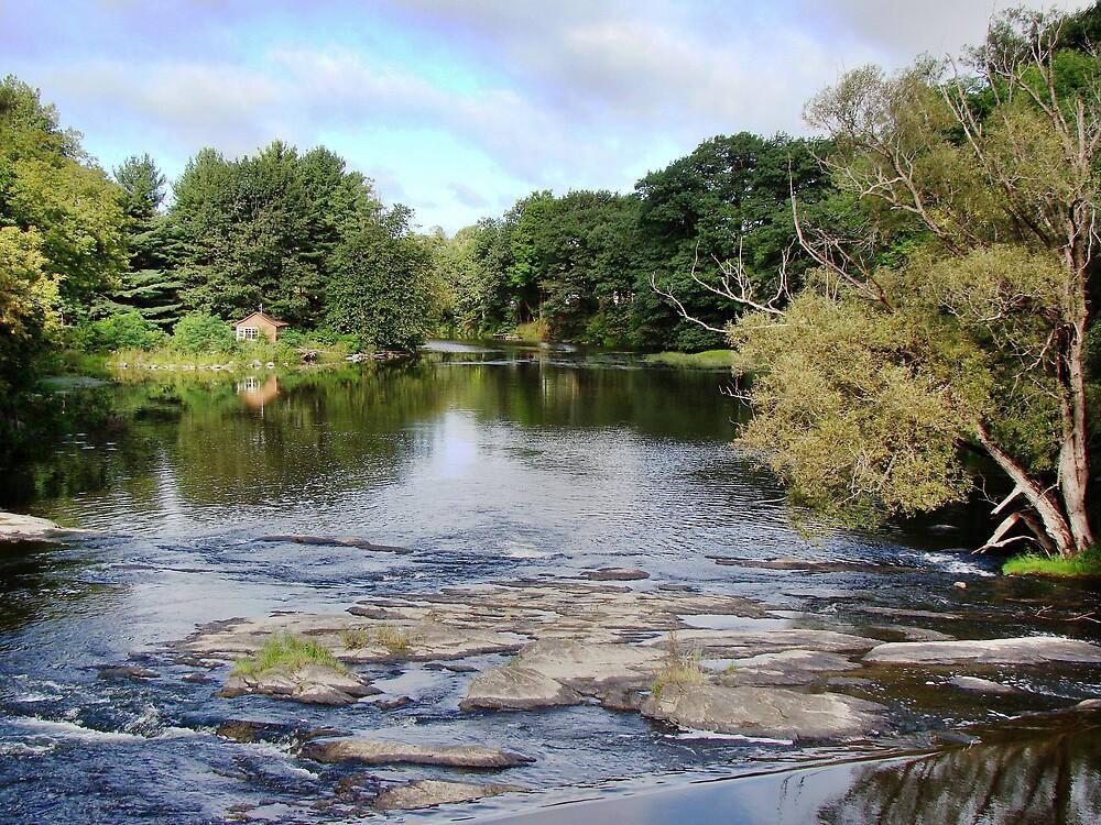Pike River by marchello
