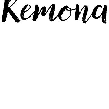 Remona - Cute Girl Names For Wife Daughter by soapnlardvx