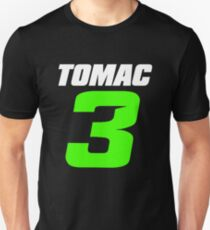 Motocross and Supercross Champion Eli ET3 Tomac Unisex T-Shirt