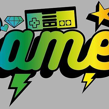 Gamer by Chocodole