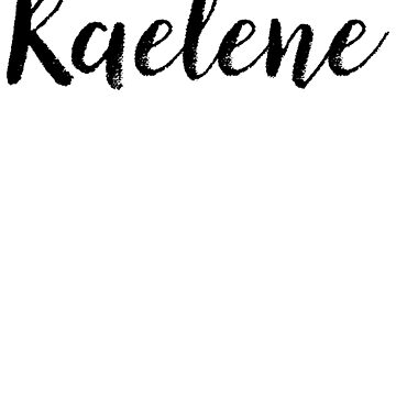 Raelene - Cute Girl Names For Wife Daughter by soapnlardvx
