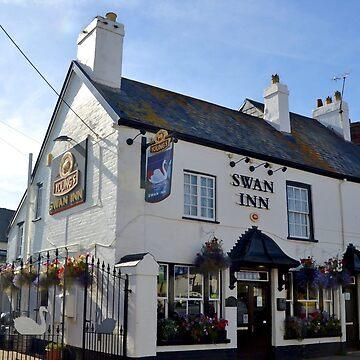 The Swan Inn ,  Sidmouth Devon UK by lynn45