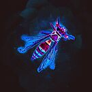 Psychedelic Wasp by winston53660