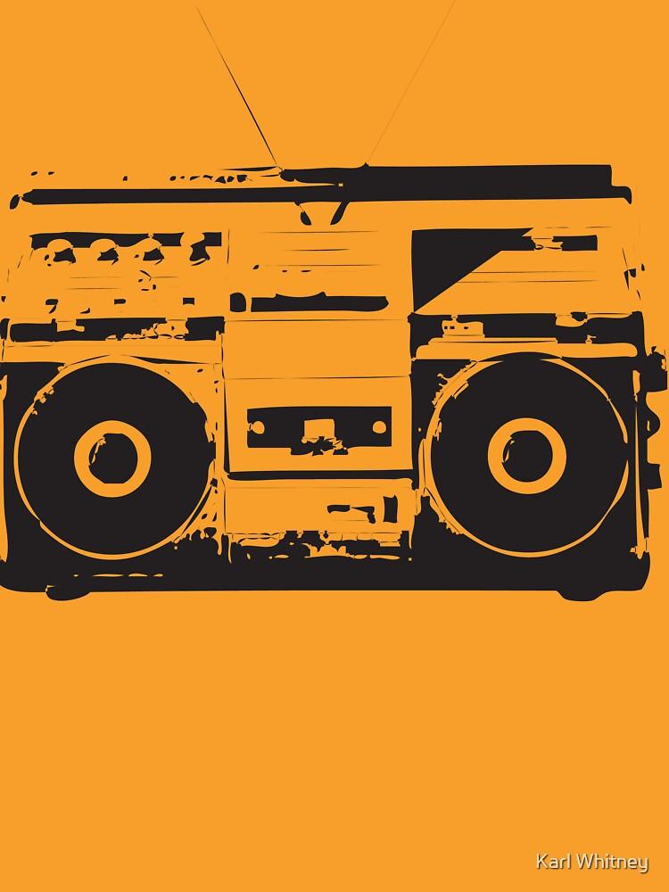 Ghetto Blaster by alloallo82