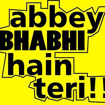 ABBEY BHABHI HAIN TERI by MallsD