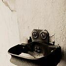 vintage door latch by tego53