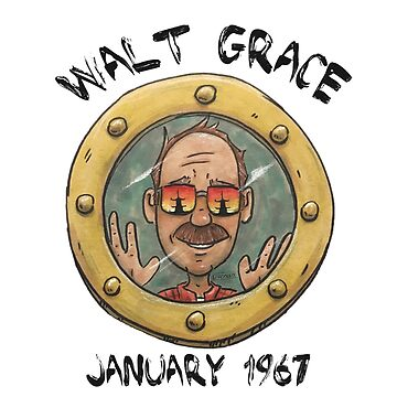 Walt Grace Japan by EchoSoloArt