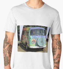 Funky Lil Weed Men's Premium T-Shirt