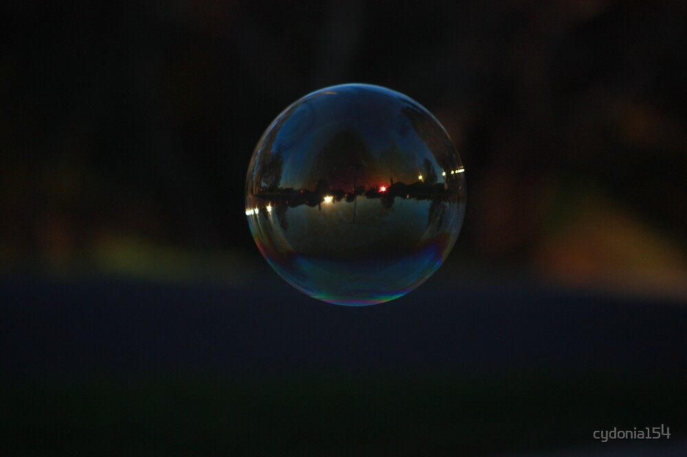 Bubble reflections #1da by cydonia154