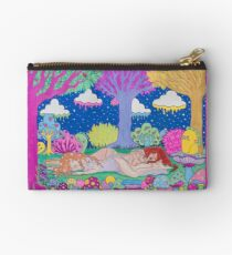 While You Were Sleeping Zipper Pouch