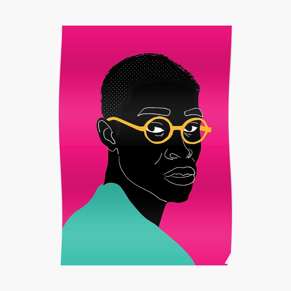 Haut en couleurs 10 Poster