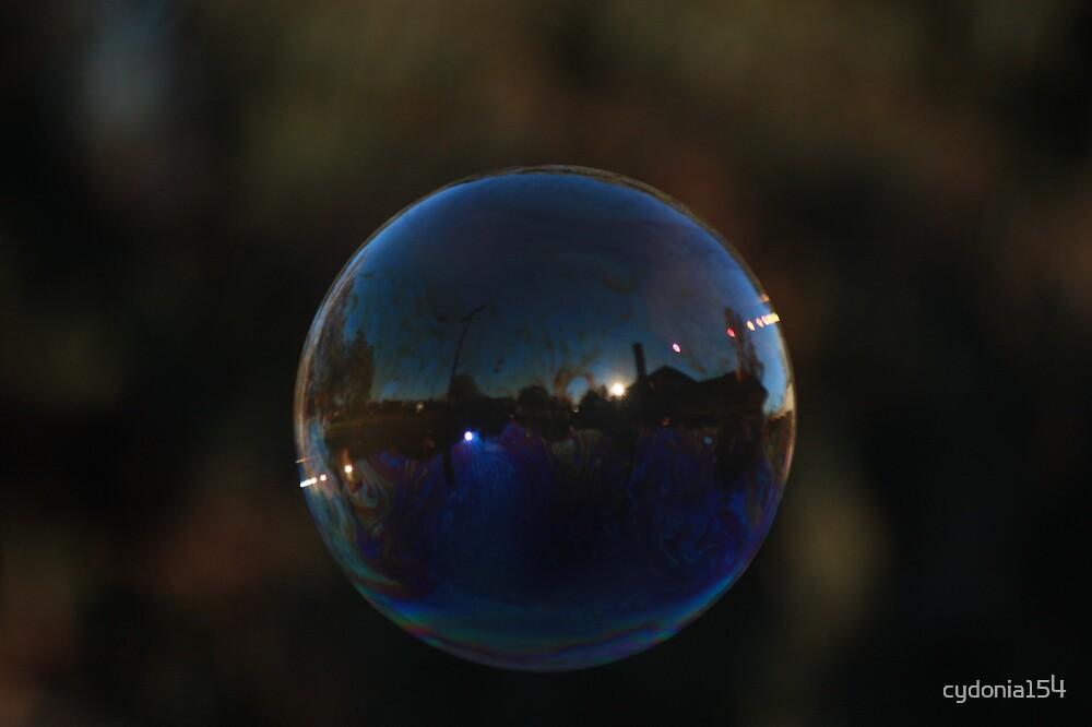 Bubble reflections #5 by cydonia154