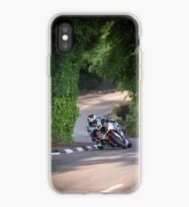 Michael Dunlop iPhone Case