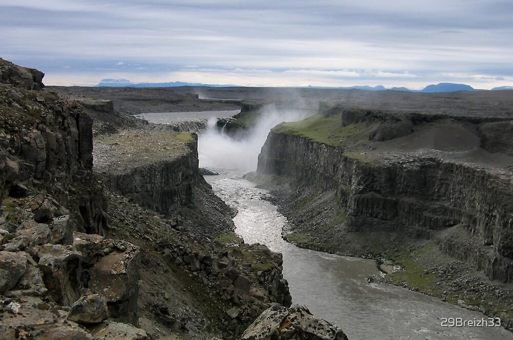 Dettifoss Iceland by 29Breizh33
