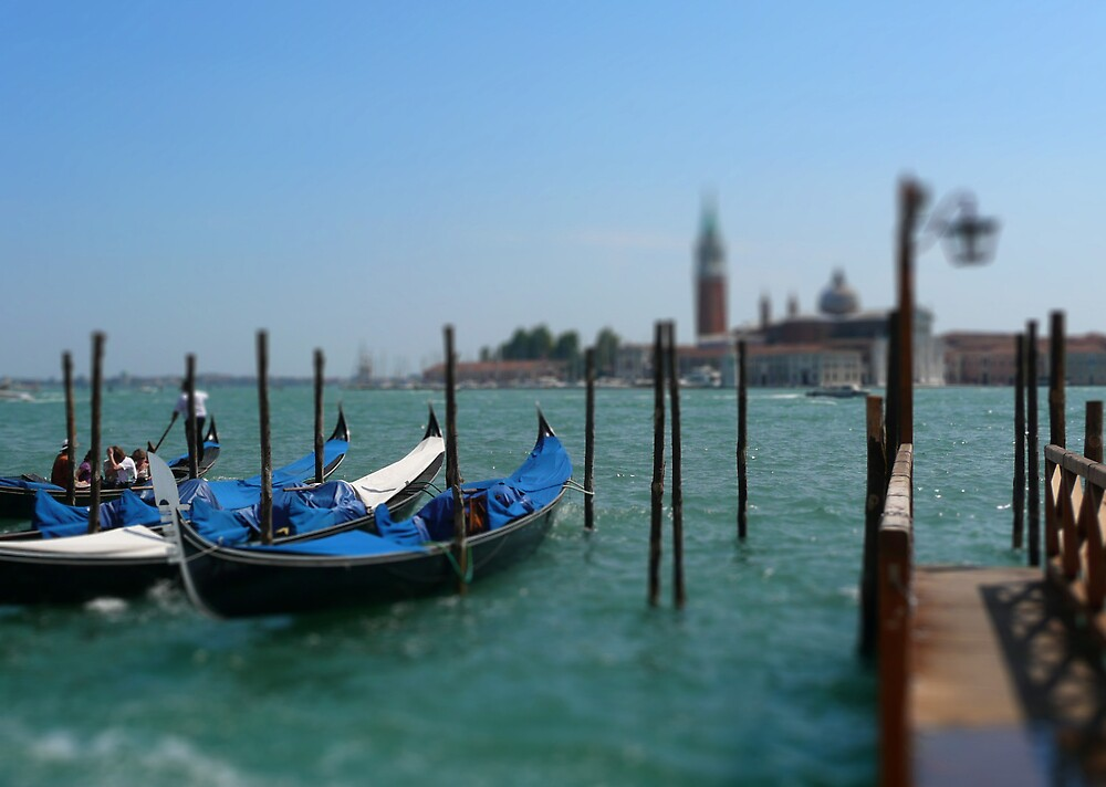Venice, Italy by Gavin Craig