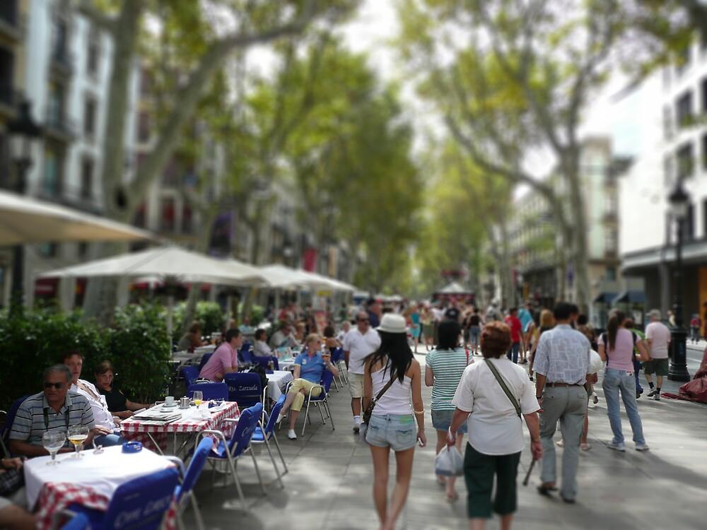 Barcelona, Spain by Gavin Craig
