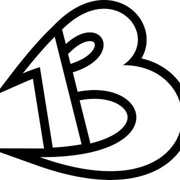 Beckicious the logo by Beckicious