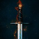 Magic Sword No 1 by Sybille Sterk