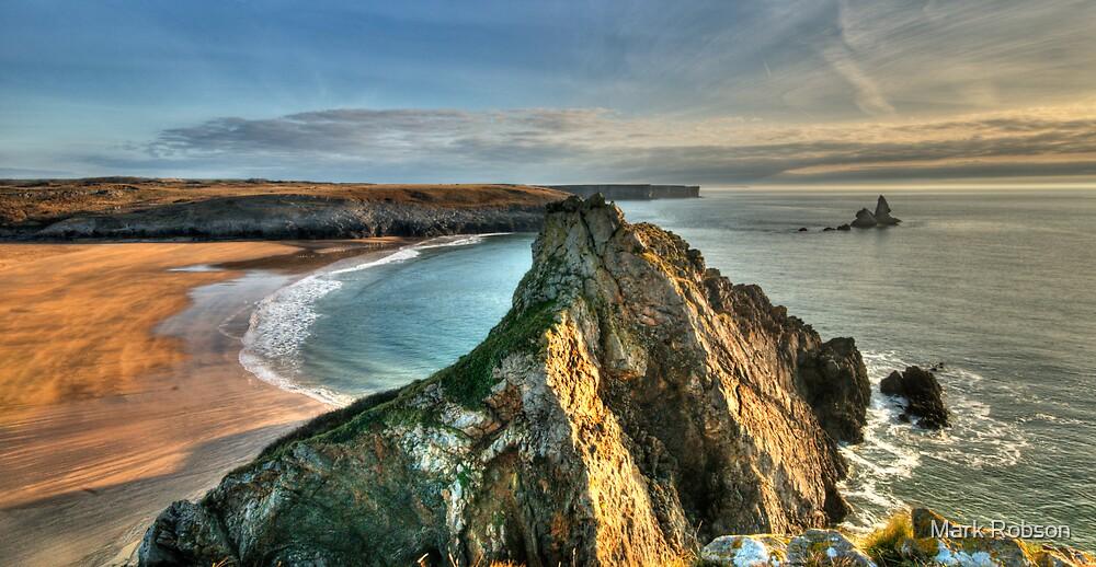 Welsh Dawn by Mark Robson