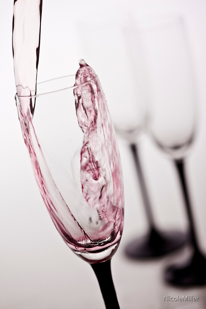 glassware promotion by NicoleMiller