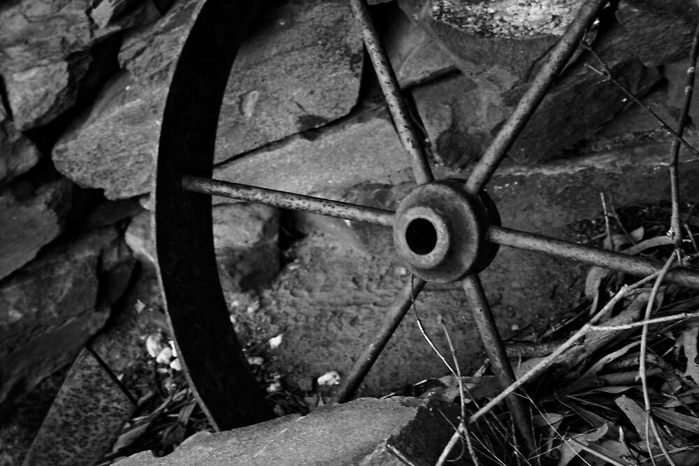 Rusting Away by Megabyte