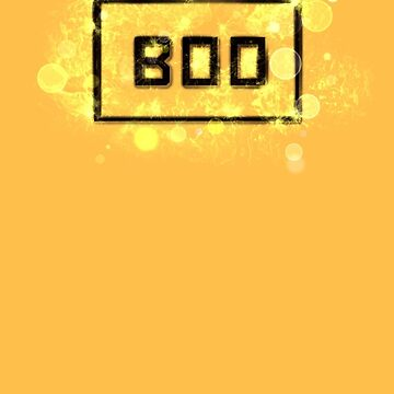 BOO by 0540253317