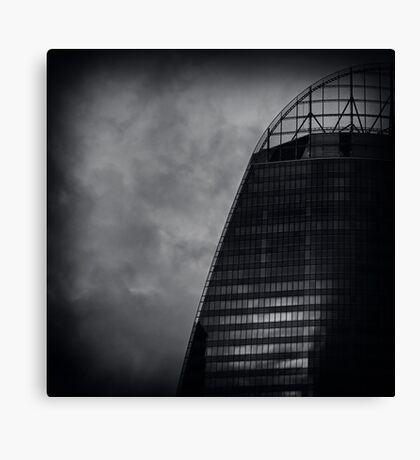 La Defence III Canvas Print