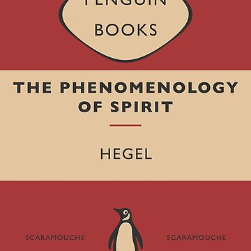 HEGEL PENGUIN by mildstorm