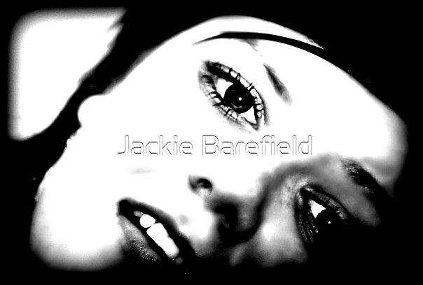 Chelcie BW Portrait by Jackie Barefield