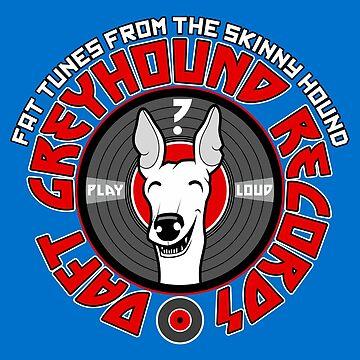 Daft Greyhound Records by jameshardy