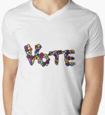 Vote Men's V-Neck T-Shirt